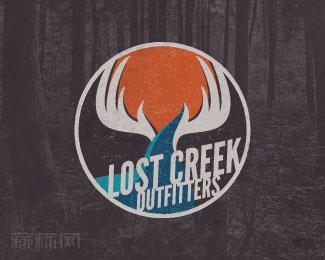 Lost Creek Outfitters女装店商标图片