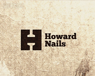 Howard Nails标志