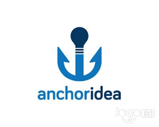 Anchor Idea logo设计欣赏
