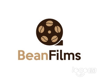Bean Film logo设计欣赏