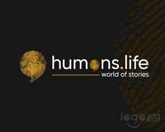Humans.life Project logo设计欣赏