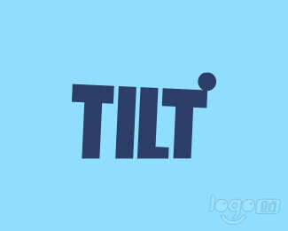 Slight Tilt logo设计欣赏