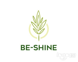 BE-SHINE logo设计欣赏