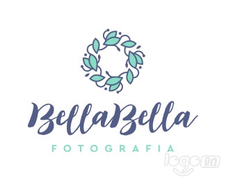 BellaBella logo设计欣赏