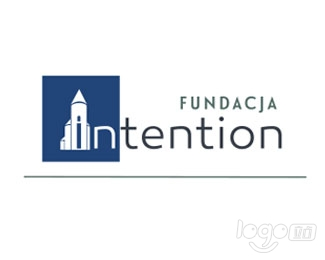 Fundacja Intention logo设计欣赏