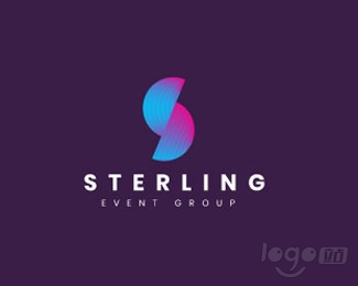 sterling event group logo设计欣赏