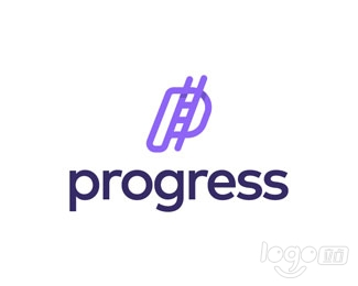 Progress logo设计欣赏